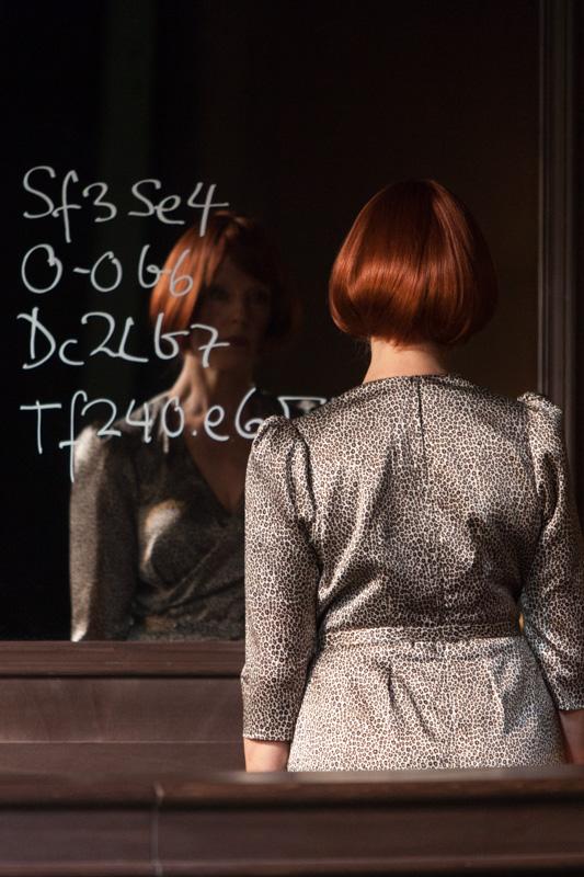 Theater Basel / Isoldes Abendbrot / Raphael Clamer,  Anne Sofie von Otter